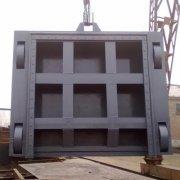 钢制闸门常用的防侵蚀办法